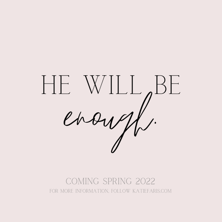 Will God BeEnough?